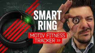 Motiv Ring Review: A Fitbit For Your Finger
