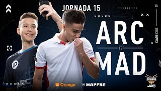 Arctic Gaming VS MAD Lions E.C. | Jornada 15 | Temporada 2018-2019