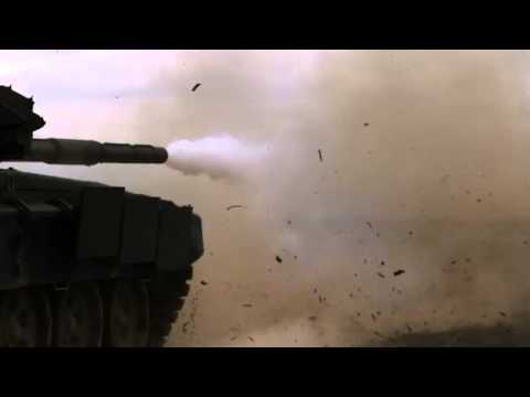This Tank Shooting In Super-Slow Motion Is Absolutely Insane