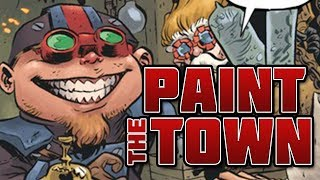 Paint the Town Comic Explained