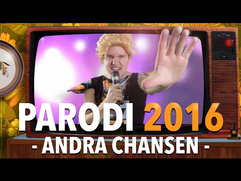 Melodifestivalen 2016 PARODI  - Andra chansen
