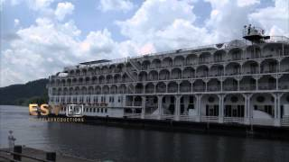 preview picture of video 'American Queen in Wheeling, West Virginia'