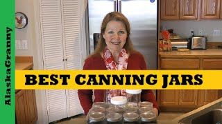 Best Canning Jars - Ball Or Kerr Mason Canning Jars Difference