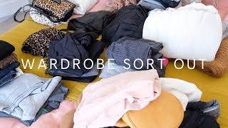 Sorting Through *EVERYTHING* In My Wardrobe   AD   The Anna Edit