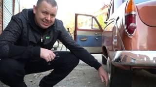Москвич за 115 тыс. рублей. Подписчик заехал на реставрацию.