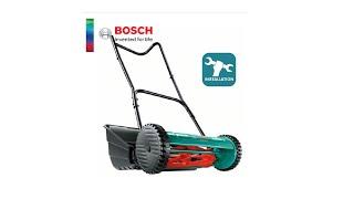 """""""Assemble"""" - Bosch AHM38 Lawn Mover"""