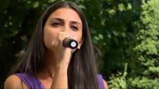 Christiana Louizu Християна Лоизу 'Let It Go' - X Factor Bulgaria 15.10.15