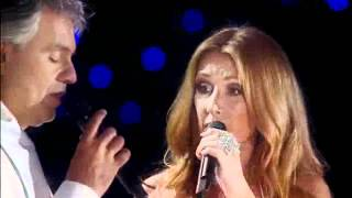 The Prayer - Andrea Bocelli y Celine Dion