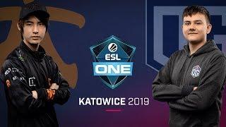 Dota 2 - Fnatic vs. OG - Game 2 - LB Ro2a - ESL One Katowice 2019