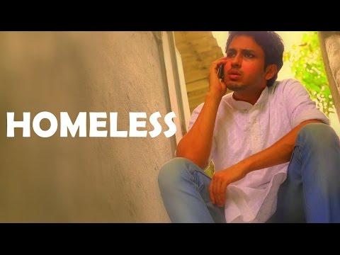 HOMELESS ft. Amol Parashar   No Home for Bachelors   The Short Cuts