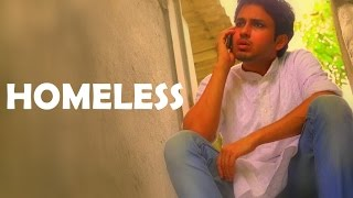 HOMELESS ft. Amol Parashar | No Home for Bachelors | The Short Cuts