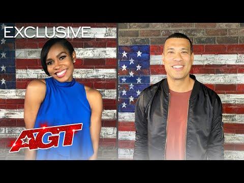 Michael Yo and Shevon Nieto Explain AGT's Impact On Their Lives – America's Got Talent 2020