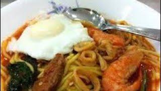 Resepi Mee Bandung Nusantara