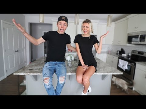 EMPTY HOUSE TOUR OF OUR NEW HOME..