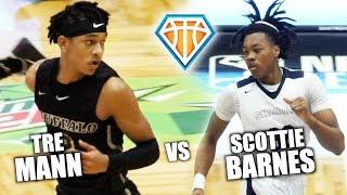 TRE MANN vs SCOTTIE BARNES!!   University & The Villages CLASH in Florida's 5A State Final Four