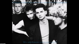 Depeche Mode- Flexible (Subtitulos en español e ingles)