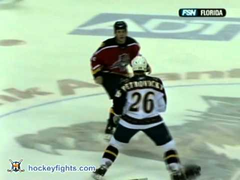 Gregory Campbell vs. Ron Petrovicky