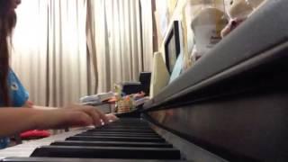[Piano] 嵐 Arashi - 誰も知らない Daremo Shiranai (short ver.)