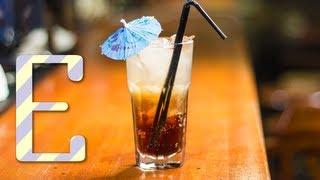 Лонг Айленд Айс Ти — рецепт коктейля Едим ТВ