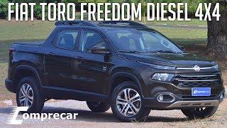 Avaliação: Fiat Toro Freedom Diesel 4x4