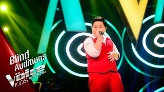 อชิ - รักข้ามคลอง - Blind Auditions - The Voice Kids Thailand - 20 May 2019