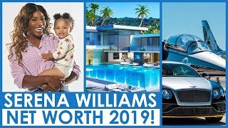 Serena Williams Biography - How Serena Williams Became The Best Female Tennis Player In The World!