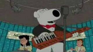 Гриффины, Family Guy Brian singing The Bad touch