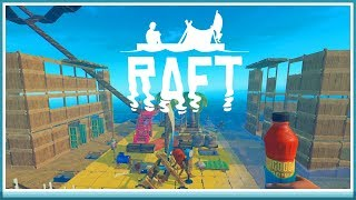 HAVSBRAX! - Raft Co-op #8