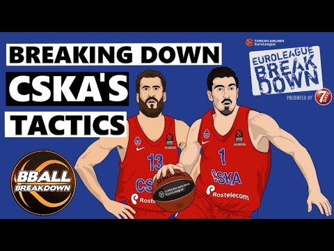 EuroLeague Breakdown: Does CSKA have the best backcourt?