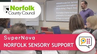 Why Choose SuperNova - With Norfolk Council