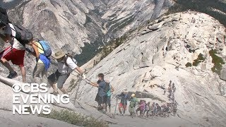 Couple dies in apparent fall from Yosemite cliff