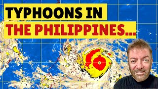 Typhoons In the Philippines and Beyond