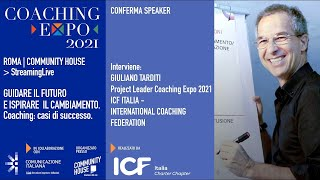 Youtube: Coaching Expo 2021 | Talk Show | INTERNAZIONALIZZAZIONE, AGILE TRANSFORMATION, DIGITALIZZAZIONE