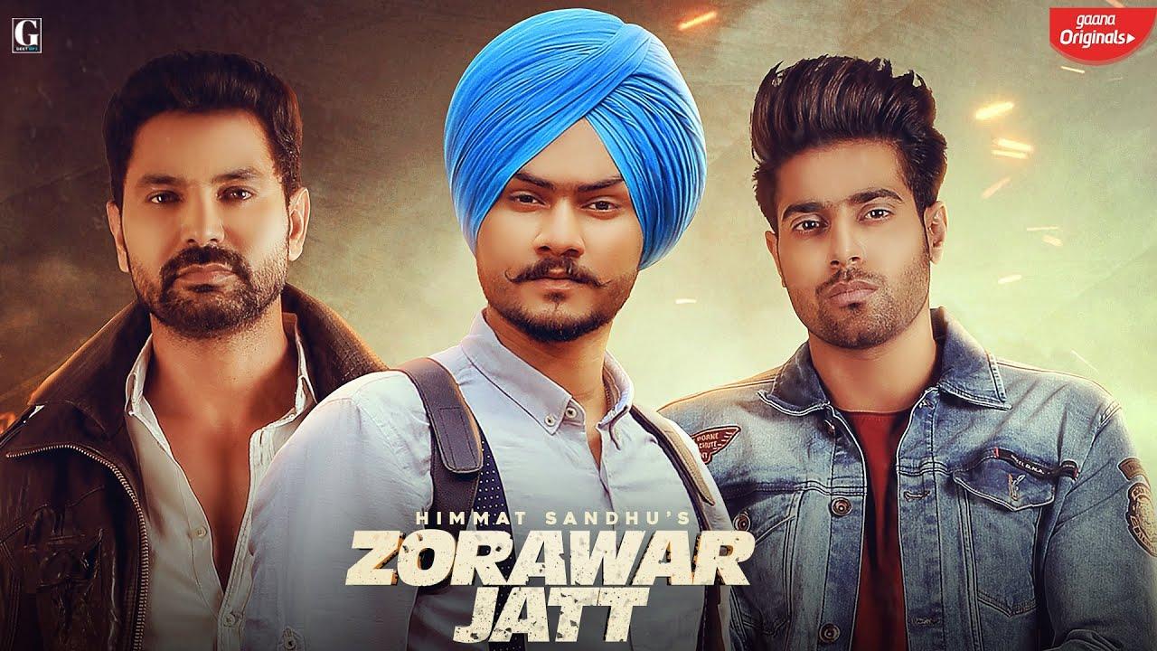Zorawar Jatt Lyrics, Sikander 2, Himmat Sandhu Lyrics