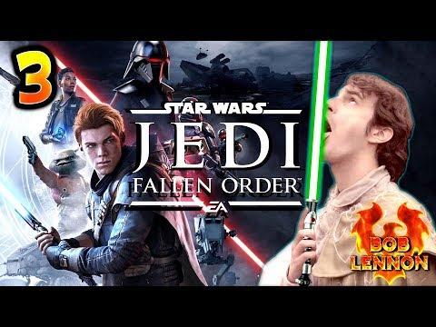 CE STORMTROOPER EST PLUS NUL QUE LES RATS !!! -Jedi : Fallen Order- Ep.3 avec Bob Lennon