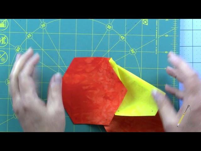 How to Machine Piece Hexagons