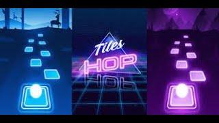Обзор игры Tiles Hop