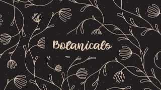 Illustrator Tutorials | Creating Stock Botanical Floral Vectors Inspiration To Creation, Speedart