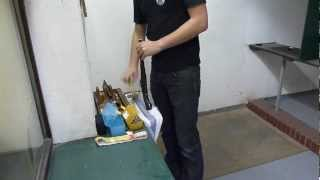 preview picture of video 'Bremen-Farge: FSG - Training Pistole ( Vorderlader, GK- / KK-Pistole )'