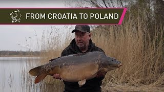 Carp Fishing With Steve Briggs   From Croatia To Poland