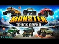 Monster Truck Arena All Monster Trucks Unlocked