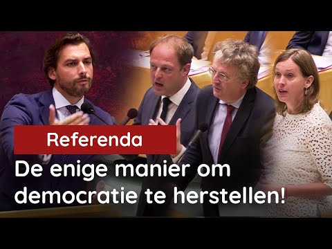 Thierry Baudet Hoe de 'nonsense' politiek werkt