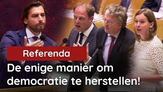 Kijken! De volledige referendumspeech van Thierry Baudet!