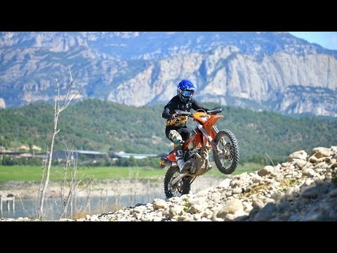 Overview: 2020 KTM EXC-F and EXC launch