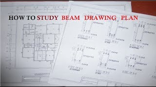 Beams Construction Drawing For Buildings