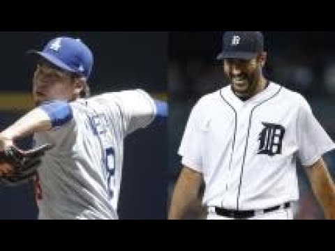 Los Angeles Dodgers vs Detroit Tigers | Full Game Highlights