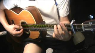 Junkies lament-James Taylor-no harmony-.chords-fingerstyle-cover