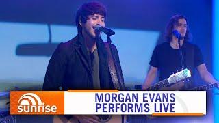 Morgan Evans Performs 'Diamonds' Live | Sunrise