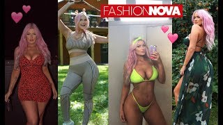 💚 FASHION NOVA END OF SUMMER HAUL 💛☀️ 2019