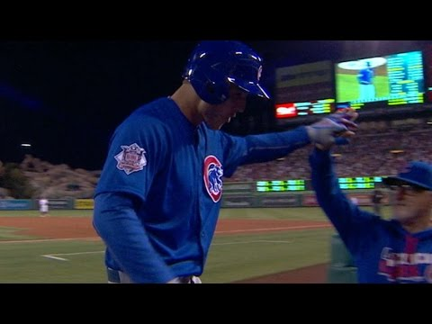4/5/16: Cubs power past Angels for the win